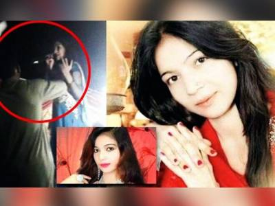 تقریب کے دوران قتل ہونیوالی گلوکارہ ثمینہ سندھوکا شوہر بھی کھل کر سامنے آگیا، اندر کی بات بتادی