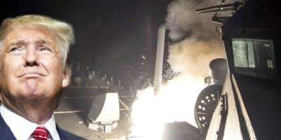 شام پر امریکی اتحادیوں کےمیزائل حملے اور جھوٹا فسانہ