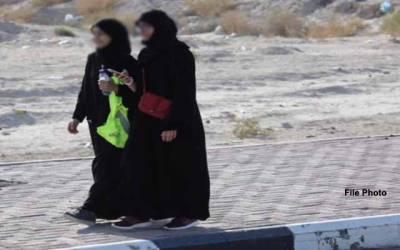 خواتین کا ورزش کے سلسلے میں سڑکوں پر چلنا پھرنا جائز ہے:سعودی عالم دین کا فتویٰ
