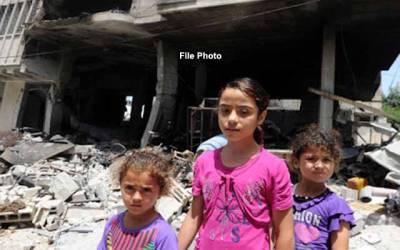 غزہ کی نصف آبادی غربت کی لکیر سے نیچے زندگی بسر کرنے پرمجبور