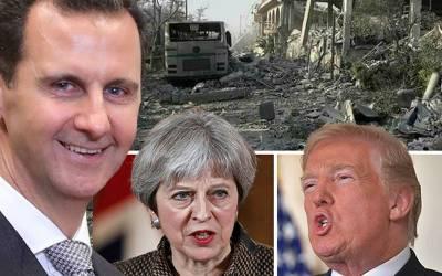شام پر امریکی میزائل حملوں کے بعد بشارالاسد میدان میں آگئے، ایسی بات کہہ دی کہ ڈونلڈ ٹرمپ کے تن بدن میں آگ لگ جائے گی کیونکہ۔۔۔