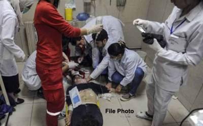 کیمیائی حملوں کی تحقیقات کے لیے عالمی ٹیم دمشق موجود،دوما روانہ نہ ہوسکی