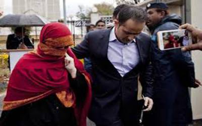 طیبہ تشدد کیس، ملزمان راجا خرم اور اہلیہ کو ایک ایک سال قید ، 50، 50 ہزار روپے جرمانے کی سزا سنادی گئی