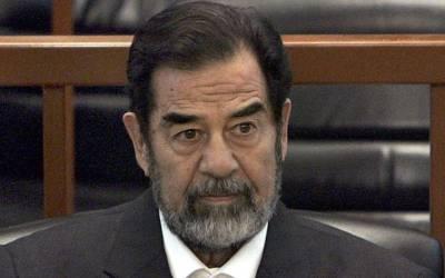 عراق کے علاقے الو جا میں سابق صدام حسین کا مقبرہ تباہ ، ان کی میت اس وقت کہاں ہے ؟ ایسی خبر آگئی کہ پوری دنیا میں ہنگامہ برپا ہوگیا کیونکہ۔۔۔