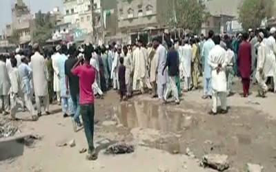 کراچی: منگھوپیر سے 6 سالہ بچی کی تشدد زدہ لاش برآمد، لواحقین کا احتجاج