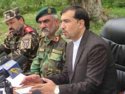 یرغمال پاکستانی فوجی اور 5افراد کے جسد خاکی پاکستان کے حوالے کردیے؛ افغان گورنرکا دعویٰ