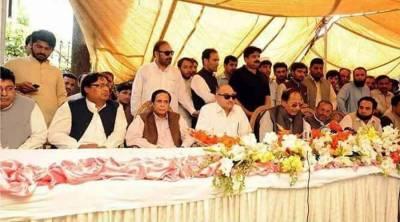 پی ٹی آئی کے پارلیمانی سیکریٹری جاوید نسیم نے عمران خان کو خیر آباد کہہ دیا ، مسلم لیگ ق کے قافلے میں 'سازو سامان' سمیت شامل