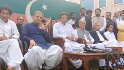 """""""دوسری جماعتوں کے جن اراکین نے ووٹ بیچا ہے ان کے نام بھی ہمارے پاس ہیں اور ۔۔۔"""" عمران خان تمام دوسری سیاسی جماعتوں کو بڑی 'دھمکی 'دیدی"""