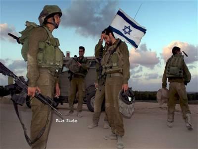 اسرائیلی فوج نے فلسطینی چلڈرن پارک چیک پوسٹ میں تبدیل کر دیا