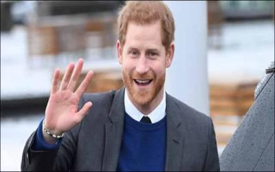 برطانوی ملکہ الزبتھ نے 33 سالہ پوتے ہیری کو دولت مشترکہ کا سفیر مقررکردیا