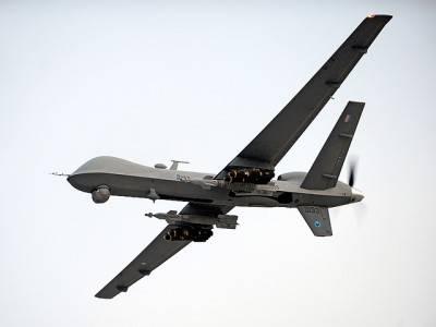 عرب اتحاد نے یمن کے ضلع میدی میں2ایرانی ڈرون مار گرائے