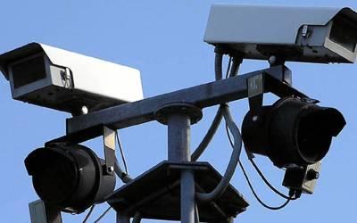 جاتی امرا: 70فیصد سے زائد سکیورٹی کیمرے ہٹادیئے گئے
