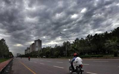 بارش والا سسٹم پاکستان سے نکل گیا، خشک موسم پھر شروع