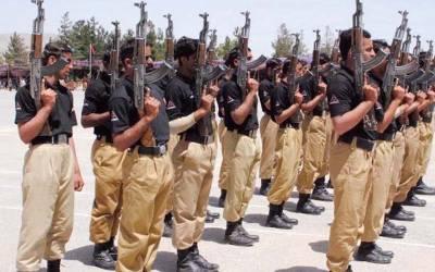 بلوچستان میں پولیس کے 829 اہلکاروں کو واپس بلا لئے گئے