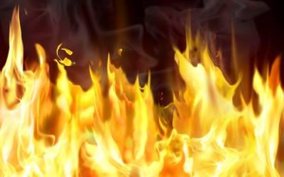 گھریلو جھگڑے پر بہو نے ساس کو آگ لگادی