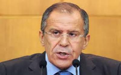 امریکا کا شام سے نکلنے کا کوئی ارادہ نہیں: روسی وزیر خارجہ