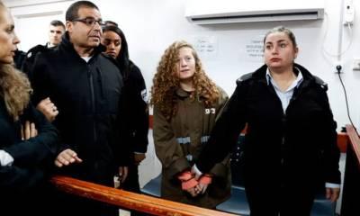 فلسطینی لڑکی عہد تمیمی کو گولی مارنے پر اکسانے والے اسرائیلی رکن پارلیمنٹ کا ٹوئٹر اکاونٹ معطل