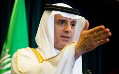 قطر کو شام میں امریکی افواج کی موجودگی کی قیمت ادا کرنا ہوگی: عادل الجبیر