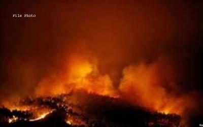 انڈونیشیا،رہائشی علاقے میں غیر قانونی تیل کے کنوئیں میں آتشزدگی،10 افراد ہلاک