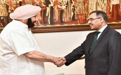 بھارتی پنجاب کے وزیر اعلیٰ کھیلوں کے باہمی مقابلوں کے لیے سرگرم