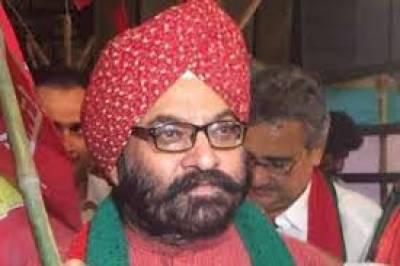 تحریک انصاف کے رہنما بلدیو کمار رہائی کے بعد سوات پہنچ گئے
