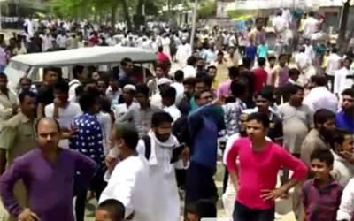 بھارت میں سوشل میڈیاپر اسلام کے خلاف ہرزہ سرائی پر ہنگامہ،پولیس چوکی نذر آتش