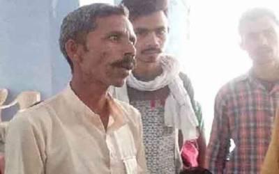 بھارت،دبنگوں نے گندم کی فصل نہ کاٹنے پردلت کی مونچھیں اکھاڑدیں،پیشاب پلایا