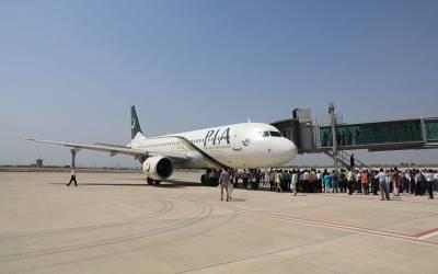 نیواسلام آبادانٹرنیشنل ایئرپورٹ کاآج افتتاح ہوگا