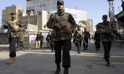 کوئٹہ میں ایک ماہ کے لیے دفعہ 144نافذ ،سیکیورٹی ہائی الرٹ کردی گئی