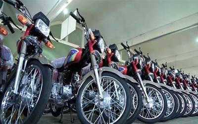 نئی موٹرسائیکل خریدنے کے خواہشمند پاکستانیوں کیلئے بری خبرآگئی، اب اپنی سواری لینا مزید مشکل ہوگیا کیونکہ ۔ ۔ ۔