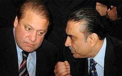 """""""اینٹ سے اینٹ بجانے والا بیان نواز شریف کے کہنے پر دیا لیکن انہوں نے راحیل شریف کے ساتھ ۔۔۔""""آصف علی زرداری نے اچانک ایسا بیان دے دیا کہ پاکستانی سیاست میں بھونچال آگیا"""