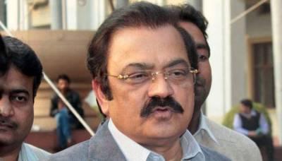 عمران خان عائشہ گلالئی کے مطالبے پر بلیک بیری فون دے دیں، تو معذرت کرنے کو تیار ہوں، رانا ثناء اللہ