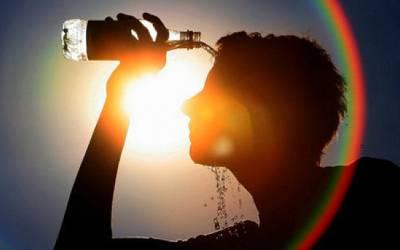 نواب شاہ میں کرہ ارض پر تاریخ کی سب سے زیادہ گرمی پڑنے کا انکشاف