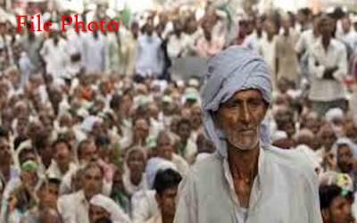 کسان اتحاد کاگندم کی خریداری مہم کے بائیکاٹ ، پنجاب اسمبلی کے سامنے دھرنے کا اعلان ، پولیس کے ناکے، گرفتاریاں شروع