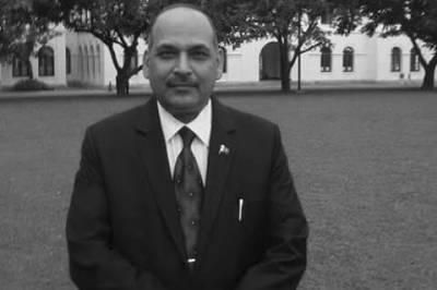 عمر کوٹ : ڈسٹرکٹ اینڈ سیشن جج احمد صبا ح دل کا دورہ پڑنے کے باعث انتقال کرگئے
