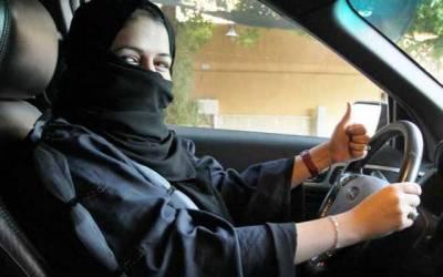 سعودی عرب، خواتین کے لئے ڈرائیونگ سیکھانے کی فیس 2250 ریال مقرر