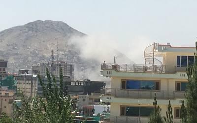 کابل میں پولیس سٹیشنزپر خودکش حملے، 5 اہلکار ہلاک