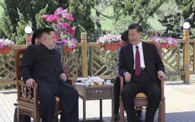 شمالی کوریا کے لیڈر کِم کا چین کا غیر اعلانیہ دورہ ، صدر شی سے ملاقات