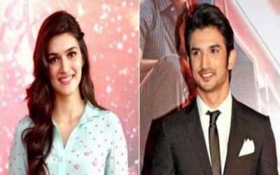 سوشانت سنگھ راجپوت اور کریتی سینن کی شادی کی خبریں گردش کرنے لگیں