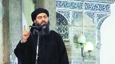 ابو بکر البغدادی کہاں چھپا ہوا ہے ؟ عراقی خفیہ ایجنسی نے صاف بتا دیا ، جانئے