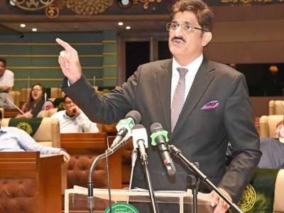 سندھ کا 11 کھرب 44 ارب روپے کا 'ٹیکس فری'بجٹ پیش