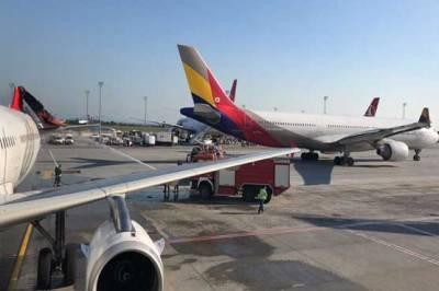 ترکی کے انٹرنیشنل ایئرپورٹ پر مسافروں سے بھرے دو طیارے آپس میں ٹکرا گئے لیکن پھر۔ ۔ ۔