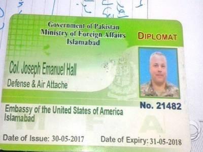امریکی کرنل جوزف کی امریکہ واپسی ،پاکستان سے روانگی سے پہلے مقتول پاکستانی نوجوان کے گھر والوں کو حکومت نے کیا کہا ؟اصل حقیقت سامنے آگئی ،نیا ہنگامہ برپا ہو گیا