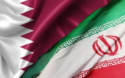 قطر نے ایران کو 10ارب ریال پیش کردیئے