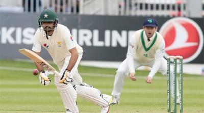 پاکستان نے آئر لینڈ کو تاریخی ٹیسٹ میں شکست دے کر میچ کو تاریخی بنا دیا،بابر اعظم اور امام الحق کی شاندار نصف سینچریاں