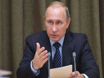 روس جامع ایٹمی معاہدے کو باقی رکھنے کا خواہاں ہے:صدر ولادیمرپیوٹن
