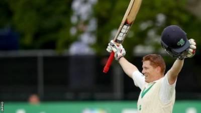 پاکستان نے آئر لینڈ کو تاریخی ٹیسٹ میچ میں شکست دیدی لیکن مین آف دی میچ کا اعزاز آئر لینڈ کے کھلاڑ ی کو مل گیا لیکن کیوں اور کونسے کھلاڑی کو ؟ جان کر آپ بھی کہیں گے 'اسی کا بنتا تھا '