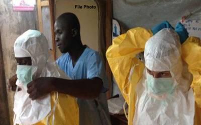 کانگو میں ایبولا کی وبا سے 19 ہلاکتیں،33میں وائرس کی تصدیق