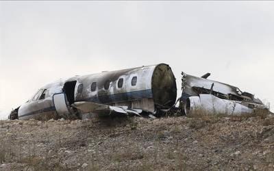 سعودی عرب میں طیارے کو حادثہ ،ہلاکتیں
