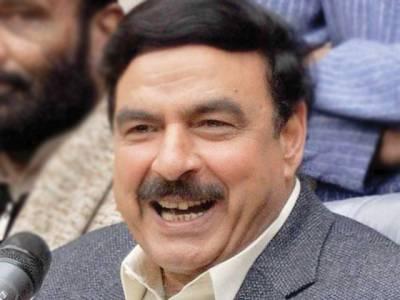 شیخ رشید نے نواز شریف کے خلاف آرٹیکل 6تحت کارروائی کا مطالبہ کردیا